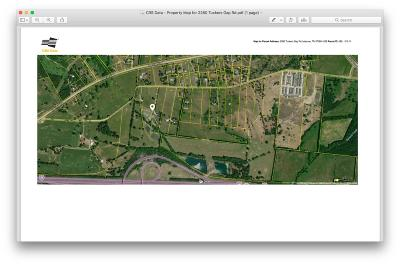 Wilson County Residential Lots & Land For Sale: 2280 Tuckers Gap Rd