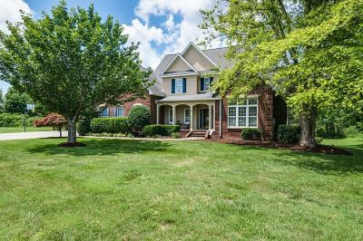 Cookeville Single Family Home For Sale: 180 Whites Point Drive