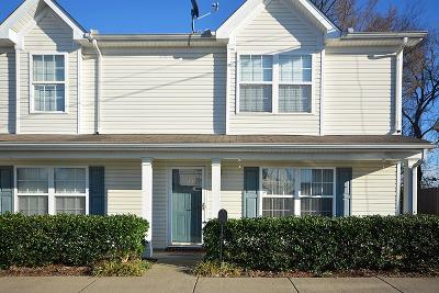 Lavergne Condo/Townhouse Under Contract - Not Showing: 7013 Alon Babayan Arch