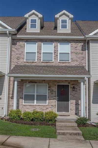 Kingston Springs Condo/Townhouse Under Contract - Showing: 145 Avalon Dr