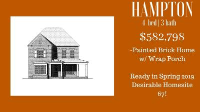 Brentwood, Franklin Single Family Home Under Contract - Not Showing: 3020 Farmhouse Drive 67