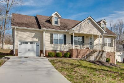 White Bluff Single Family Home Under Contract - Showing: 1005 Creek Bottom Rd