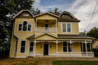 Shelbyville Single Family Home For Sale: 501 Belmont Ave