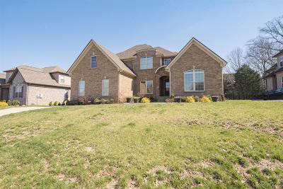 Murfreesboro, Rockvale Single Family Home For Sale: 4422 Garcia Blvd