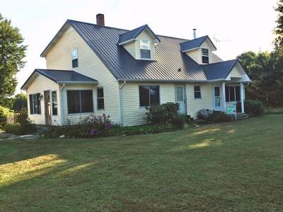 Ethridge Single Family Home Under Contract - Showing: 113 Hudson Rd