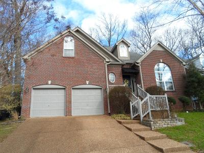 Hermitage Single Family Home For Sale: 5121 Bay Overlook Dr
