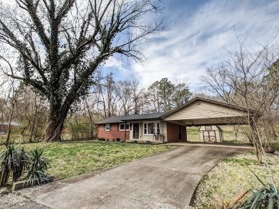 Clarksville Single Family Home Under Contract - Showing: 2074 Shelby Dr