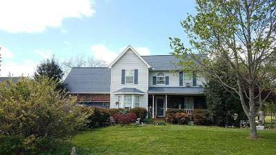 Franklin County Single Family Home For Sale: 106 Brookfield Cir