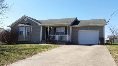 Christian County Single Family Home Under Contract - Showing: 807 Stableford