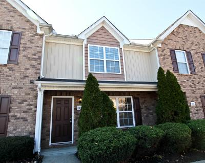 Condo/Townhouse Under Contract - Showing: 3215 Terrapin Ct