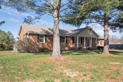 Sumner County Single Family Home For Sale: 216 Point Rd