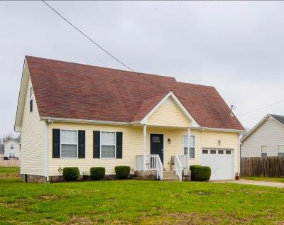 Christian County Single Family Home Under Contract - Showing: 219 Grant Ave
