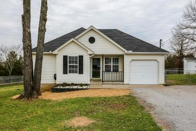 Lavergne Single Family Home Under Contract - Not Showing: 1114 Pyburns Pl