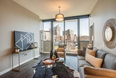 Condo/Townhouse Under Contract - Showing: 1212 Laurel St #205