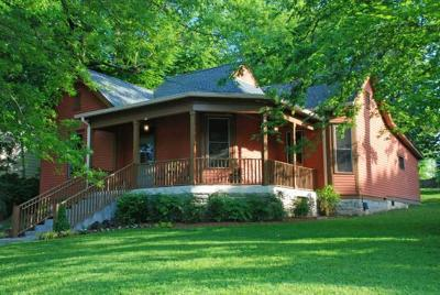Nashville Single Family Home Under Contract - Not Showing: 845 Glen Ave
