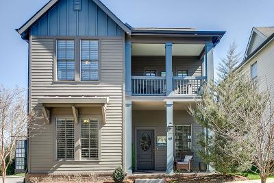 Franklin  Single Family Home For Sale: 115 Cottage Ln