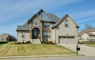 Clarksville Single Family Home For Sale: 3519 Smith Brothers Ln
