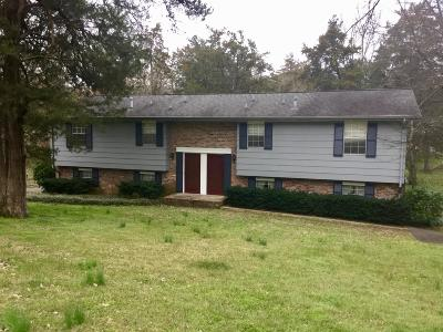 Nashville Multi Family Home Under Contract - Not Showing: 821 Davidson Dr
