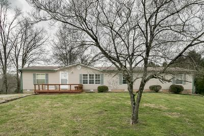 Montgomery County Single Family Home Under Contract - Showing: 405 Gip Manning Rd
