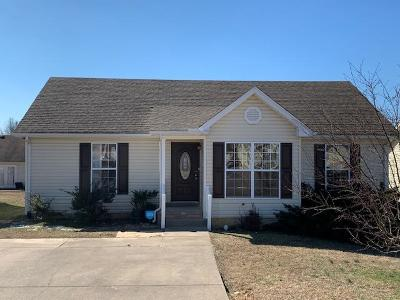 Springfield Single Family Home For Sale: 332 Bandera Ln