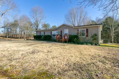 Chapmansboro Single Family Home Under Contract - Showing: 1464 Poplar Ridge Ln