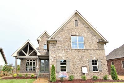 Mount Juliet Single Family Home For Sale: 605 Montrose Dr.#314