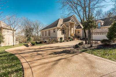 Hendersonville Single Family Home Under Contract - Showing: 111 Turning Leaf Way