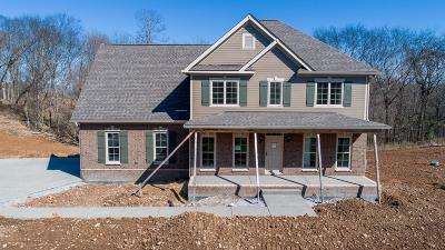 Columbia  Single Family Home For Sale: 1394 Theta Pike Lot 2