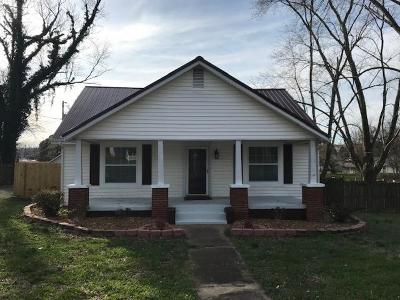 Franklin County Single Family Home Under Contract - Showing: 206 Circle Dr