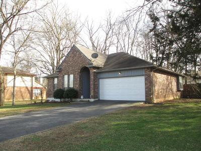 Smyrna Single Family Home Under Contract - Not Showing: 902 Jana Dr
