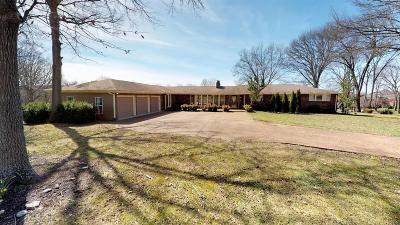 Mount Juliet Single Family Home For Sale: 1024 Benton Harbor Blvd