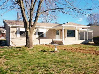 Springfield Single Family Home For Sale: 702 King Dr