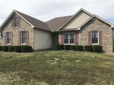 Clarksville Single Family Home For Sale: 751 Isaac Dr