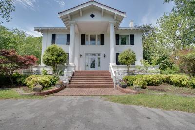Nashville Single Family Home For Sale: 3048 Lebanon Pike