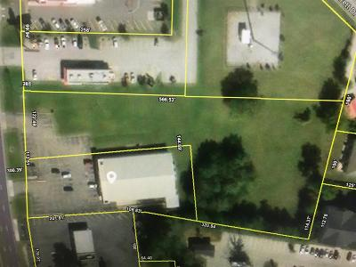 Adams, Clarksville, Springfield, Dover Commercial For Sale: Fort Campbell Blvd
