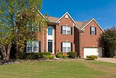 Lavergne Single Family Home Under Contract - Showing: 8019 Vineyard Ln