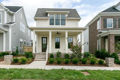 Franklin, Nashville Single Family Home For Sale: 1018 Beckwith Street # 2006