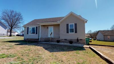 Marshall County Single Family Home Under Contract - Showing: 148 Landon Ln
