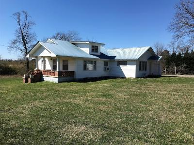Franklin County Single Family Home For Sale: 276 Duncan Ln