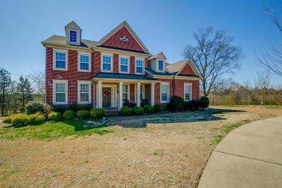 Gallatin Single Family Home For Sale: 107 Stalbridge Ct