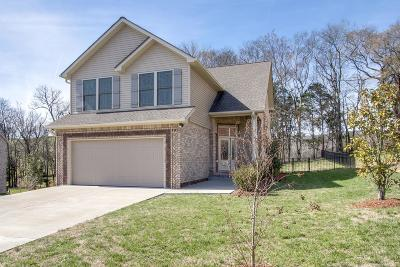 Lebanon Single Family Home Under Contract - Showing: 3494 Blackberry Lane