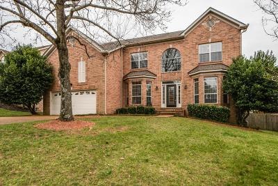 Franklin  Single Family Home Under Contract - Showing: 717 Glen Oaks Dr