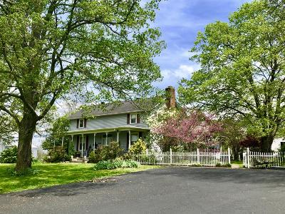 Shelbyville Single Family Home For Sale: 3160 Midland Rd