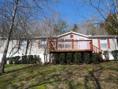 Chapmansboro Single Family Home Under Contract - Showing: 1001 Hillview Ln