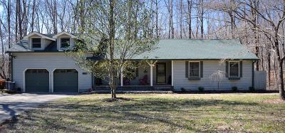 Kingston Springs Single Family Home Under Contract - Not Showing: 1008 Douglas Ct