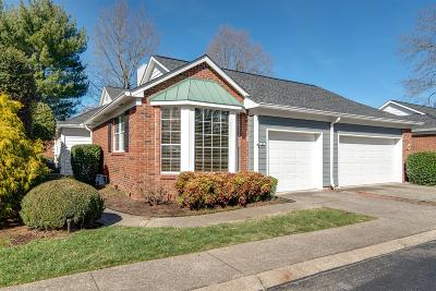 Old Hickory Condo/Townhouse For Sale: 231 Green Harbor Rd # 83c
