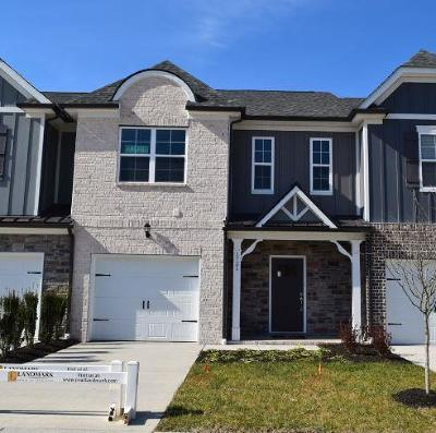 Single Family Home For Sale: 1721 Lone Jack Lane