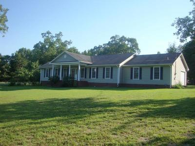 Lewisburg Single Family Home Under Contract - Not Showing: 2270 Franklin Pike