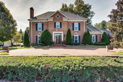 Brentwood  Single Family Home For Sale: 6001 Belle Rive Dr