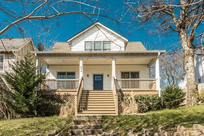 East Nashville Single Family Home Under Contract - Showing: 606 S 12th St